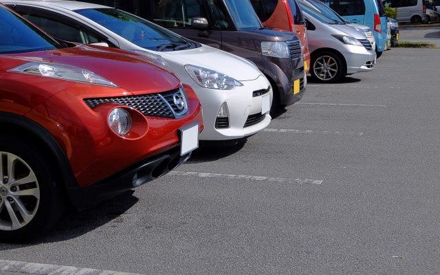 駐車場で車鍵紛失